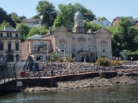 The Costa del Penarth, one of the landmarks you can see with us
