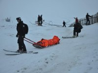 Practice your professional skills in Glenshee Ski Centre