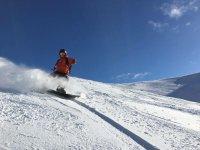 Practice your skills with Glenshee Ski Centre Snowboarding