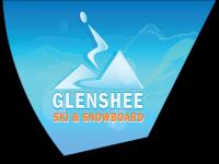 Glenshee Ski Centre Snowboarding Logo