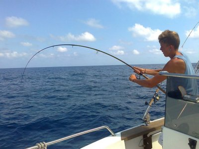 Fishing and boat rental in Tarragona
