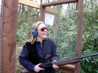 Two Hours of Clay Pigeon Shooting Lessons