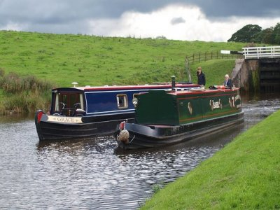 Canal Boat Escapes