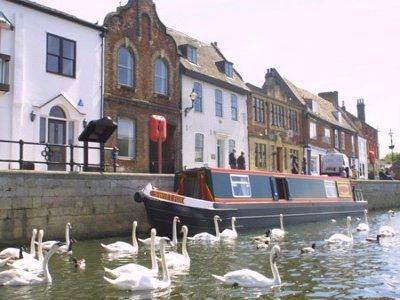 Fox Narrow Boats