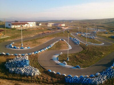 10-min Karting for kids, Salamanca