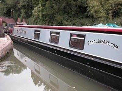 Canalbreaks