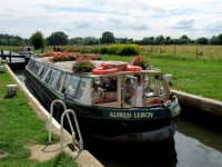 One of our boats, Alfred Leroy