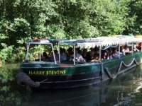 One of our boats, Harry Stevens