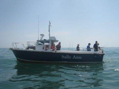 Sally Ann Charters Fishing Boats