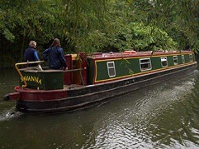 Narrowboat Savanna