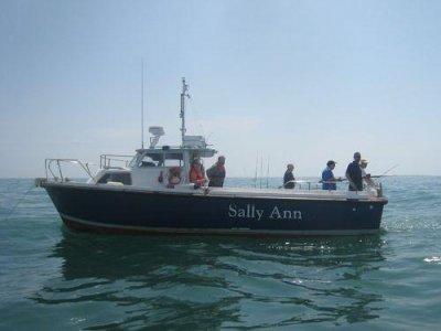 Sally Ann Charters Boat Trips