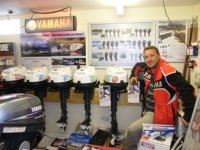 We have a large chandlery