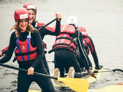 Stand Up Paddling half-day for child