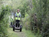 Enjoy the countryside on a segway