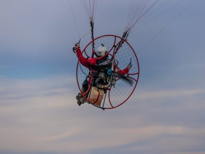 Paddy's Paramotor Training