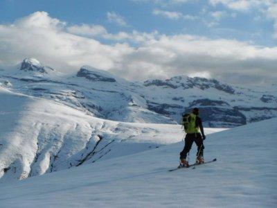 Ski Route Pirineos Half a Day
