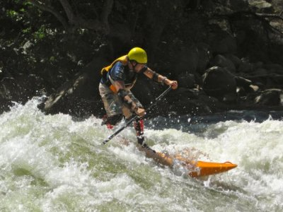 White Water SUP Full Day