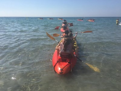 Offer for School Groups of 3 Nautical Activities