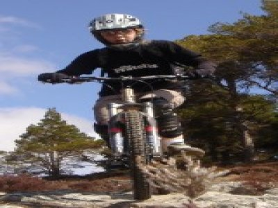 Outfit Moray Mountain Biking