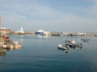 St. Helier Harbour