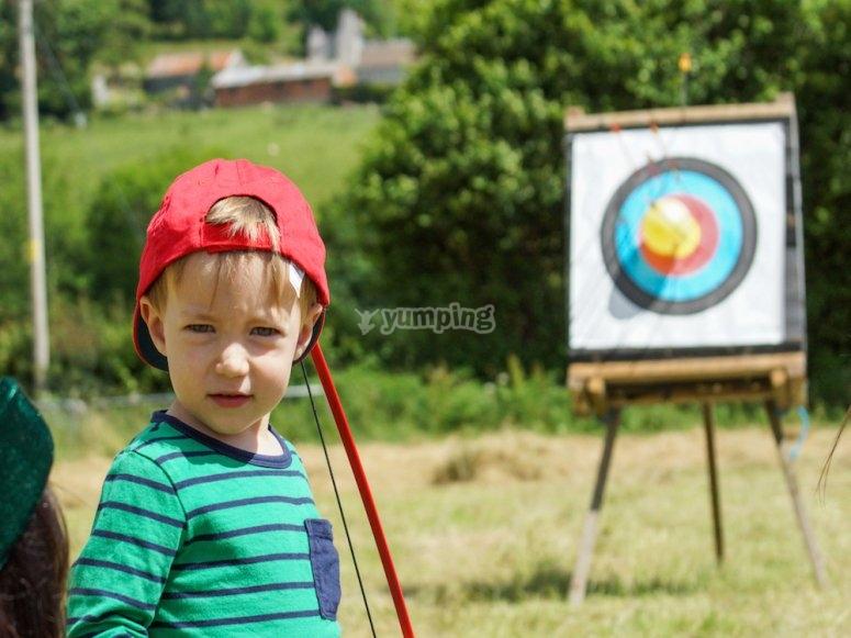 Archery age 5+