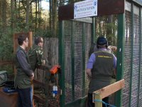 Three Hours of Clay Pigeon Shooting Lessons
