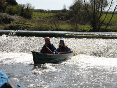 Mendip Outdoor Pursuits Canoeing