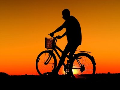 5h Bike trip in Cañada Real Soriana