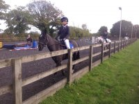 Dressage at Albourne Equestrian Centre