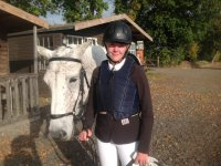 Hacking lessons at Albourne Equestrian Centre