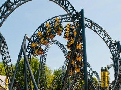 Alton Towers Resort Theme Park