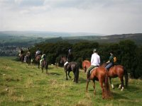Cross-Country with Ellesmere Riding Centre