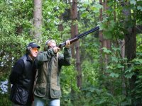 Four Hours of Clay Pigeon Shooting Lessons
