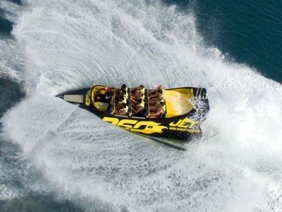 Jet Boat trip on the coast of Ibiza