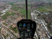 Helicopter self fly hire