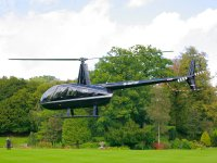 Helicpoter flight training