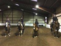 Dressage at Kirklevington Riding School