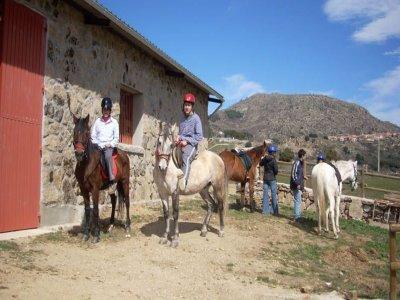 Escoaventura Rutas a caballo