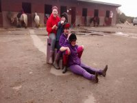 The Pony Club at Pathhead Equestrian Centre!