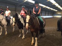 Group Lessons at Radway Riding School