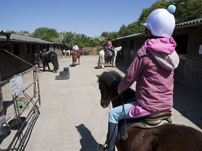 Private Riding Lesson for Kids in Luton for 1h