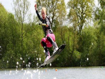 New Forest Water Park Wakeboarding