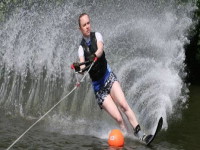 New Forest Water Park Water Skiing