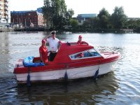 Lincoln Boat Trips
