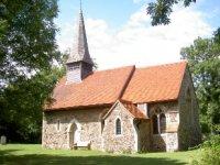 All Saints Church at Ulting