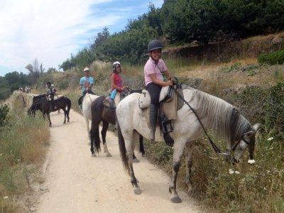 Horse riding camp in Barrado, 9 days