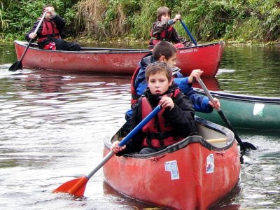 Leicester Outdoor Pursuits Centre Canoeing