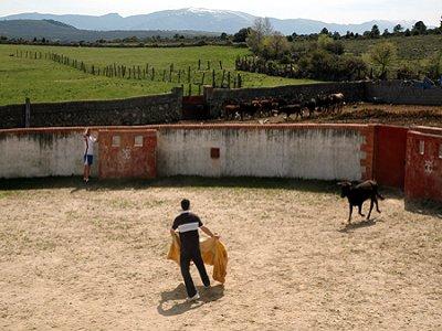 Hacienda El Santiscal Capeas