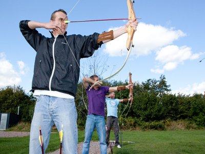 Leicester Outdoor Pursuits Centre Archery