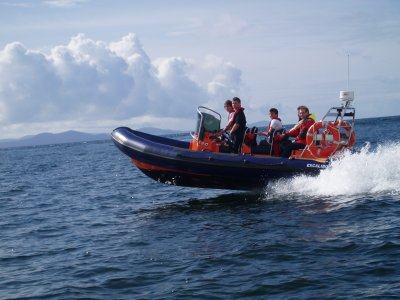 Uist Outdoor Centre Powerboating